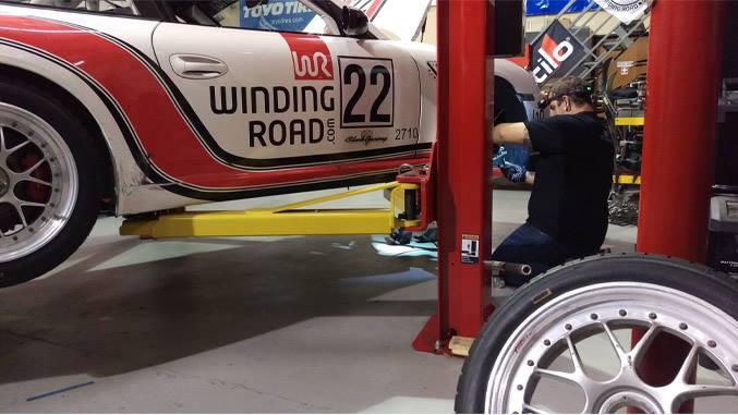 Winding Road Racing