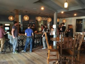 Oddwood Ales Post Event Meeting