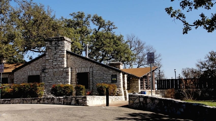 Zilker Park Clubhouse