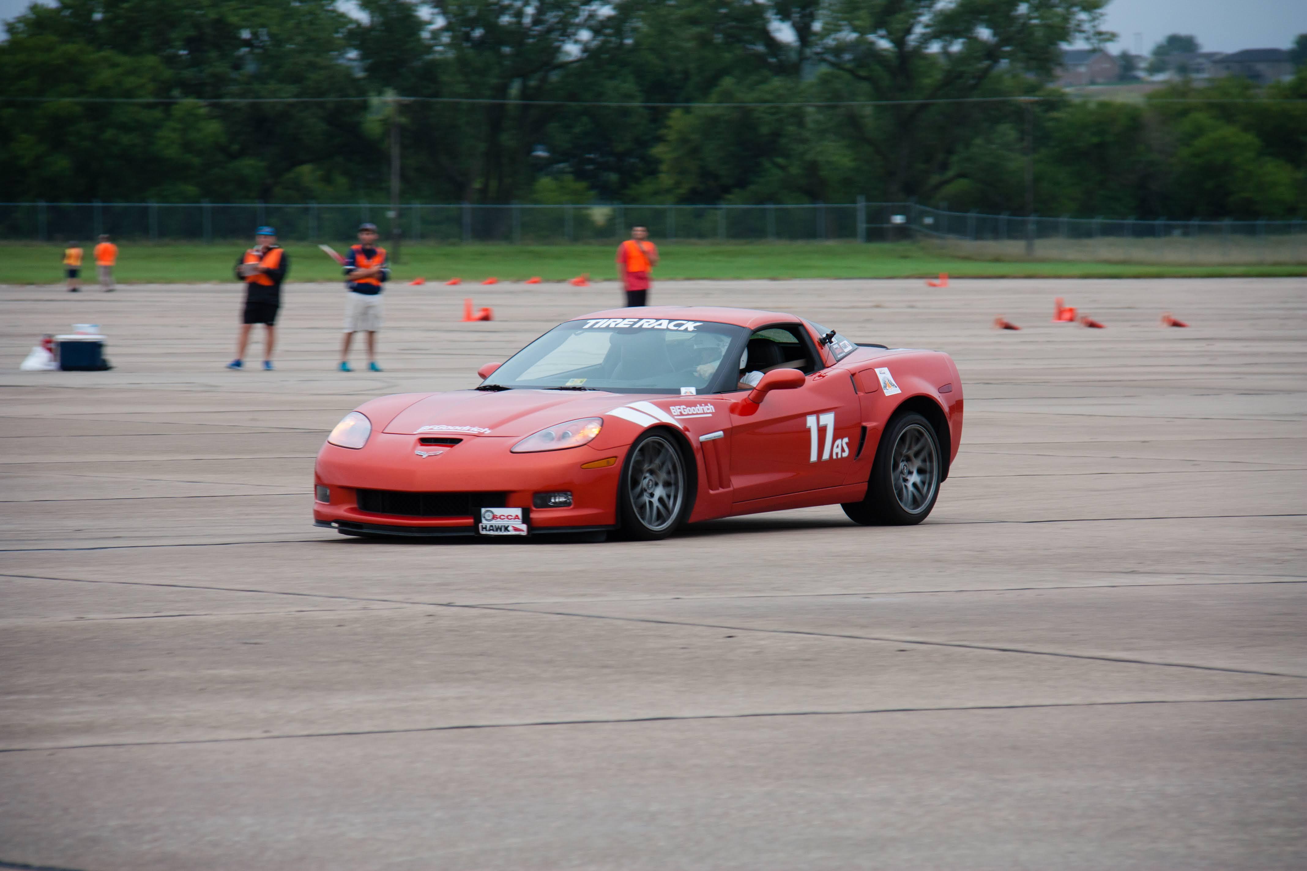 Spokes Autocross #1