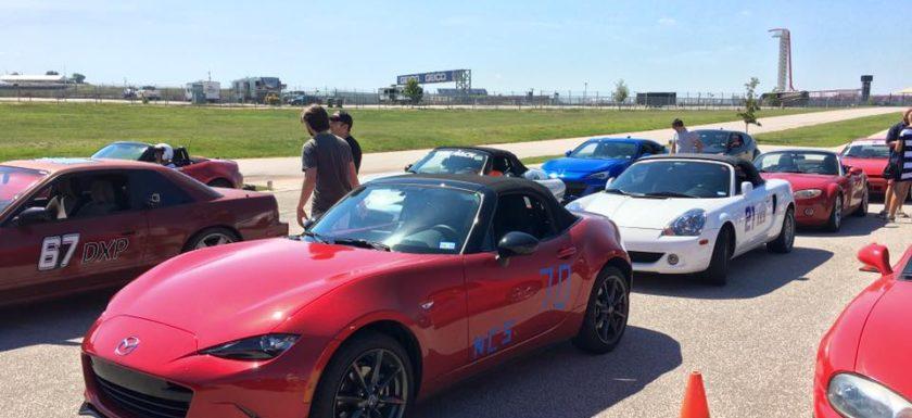 COTA Spokes Autocross Event
