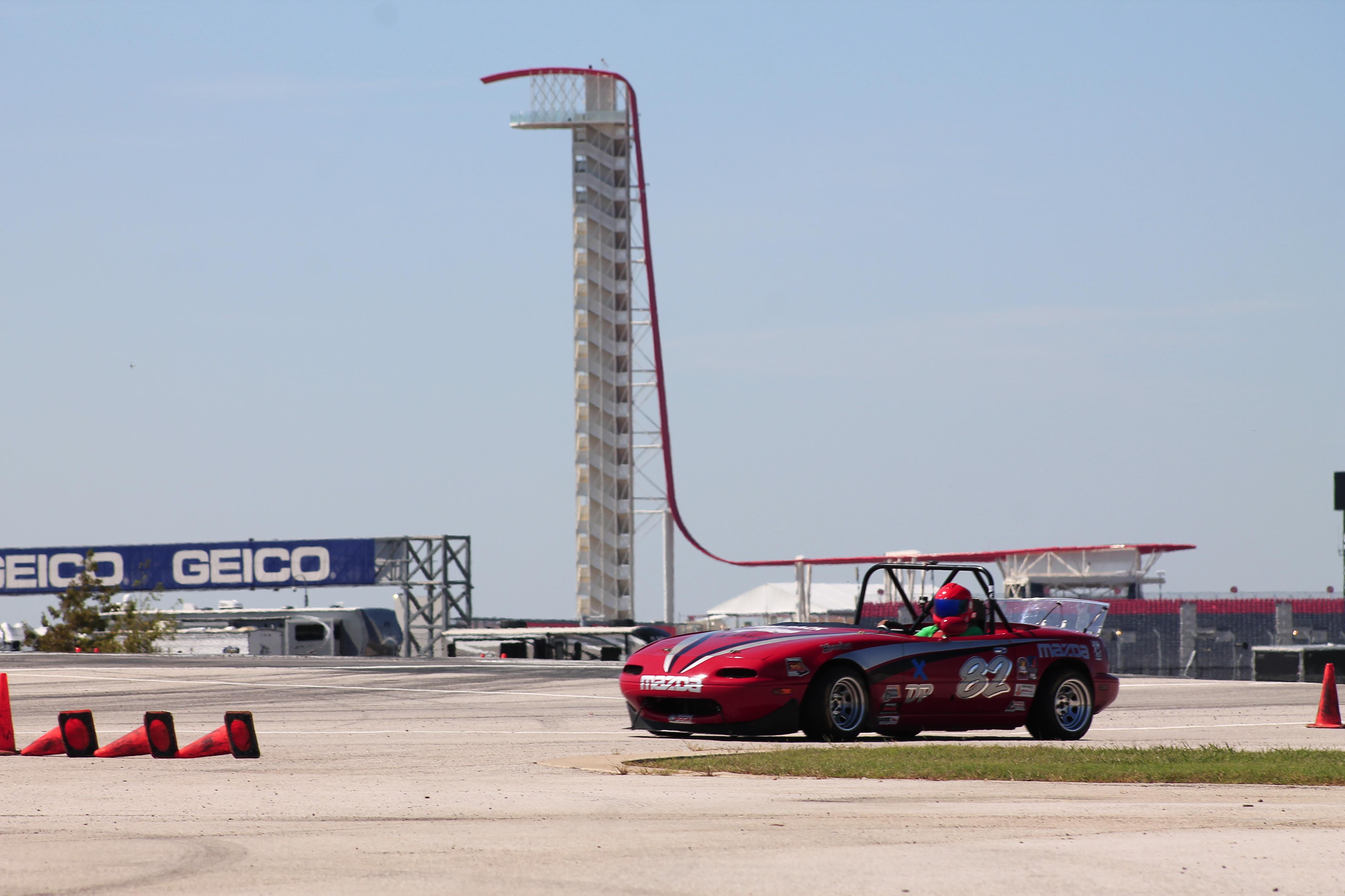 Spokes Autocross #8