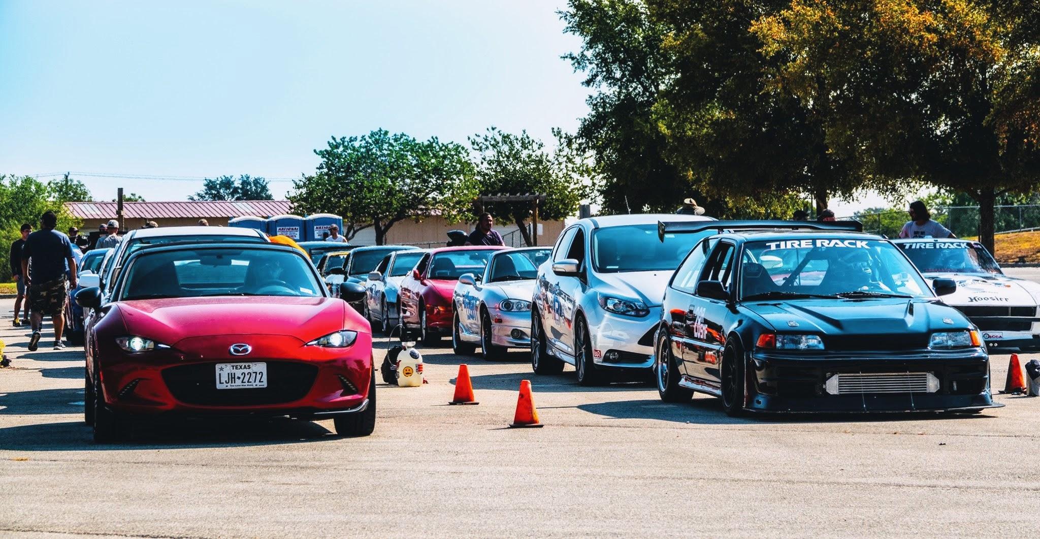 Spokes Autocross #4